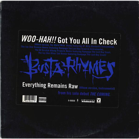 Busta Rhymes - Woo-hah !! got you all in check