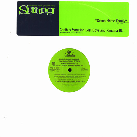 Canibus - Group home family feat. Lost Boyz