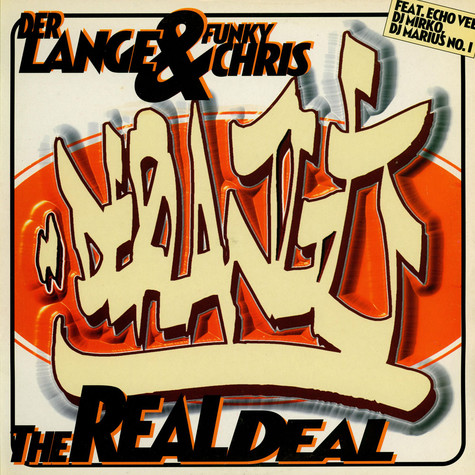 Der Lange & Funky Chris - The Real Deal