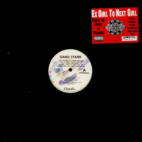Gang Starr - Ex Girl To Next Girl