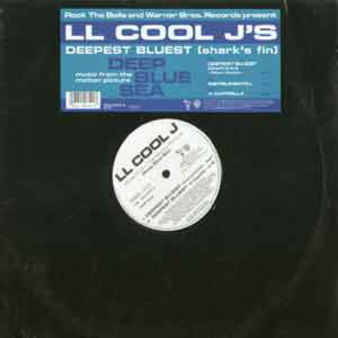 LL Cool J - Deepest bluest (shark's fin)