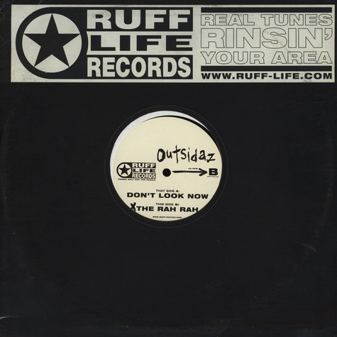 Outsidaz - The Rah Rah