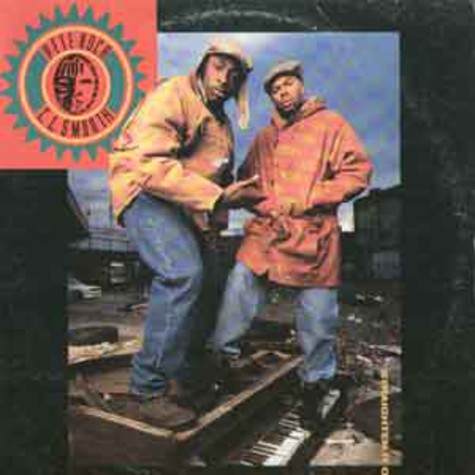 Pete Rock & C.L. Smooth - Straighten It Out