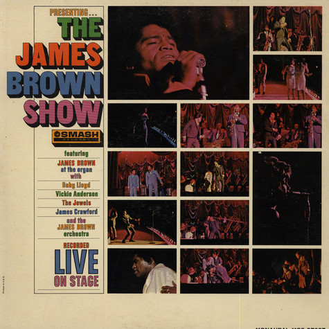 V.A. - Presenting...The James Brown Show