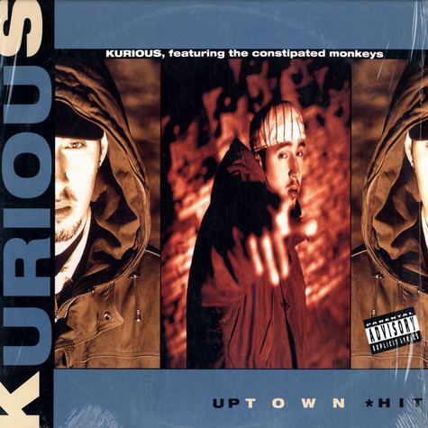 Kurious Featuring The Constipated Monkeys   - Uptown *hit