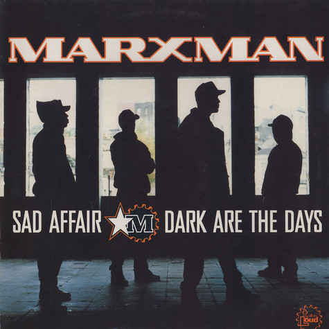 Marxman - Sad Affair