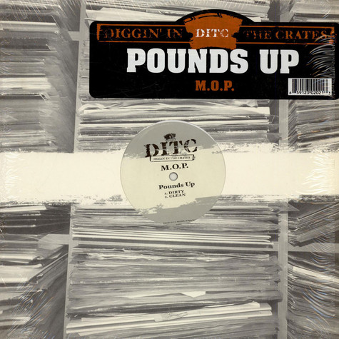M.O.P. - Pounds Up
