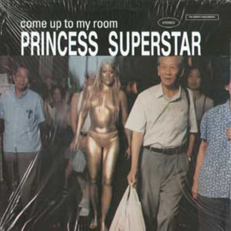Princess Superstar - Come up to my room