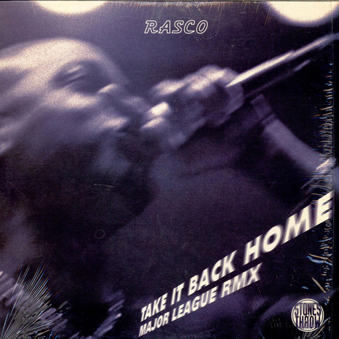 Rasco - Take It Back Home