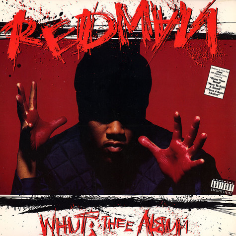 Redman Whut Thee Album Vinyl Lp 1992 Us