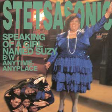 Stetsasonic - Speaking of a girl named suzy
