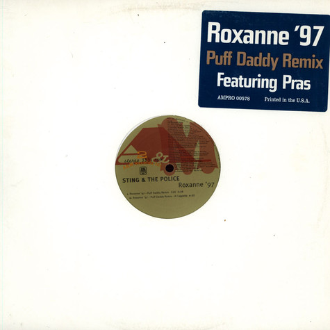 Sting & Police, The - Roxanne '97 Feat. Pras