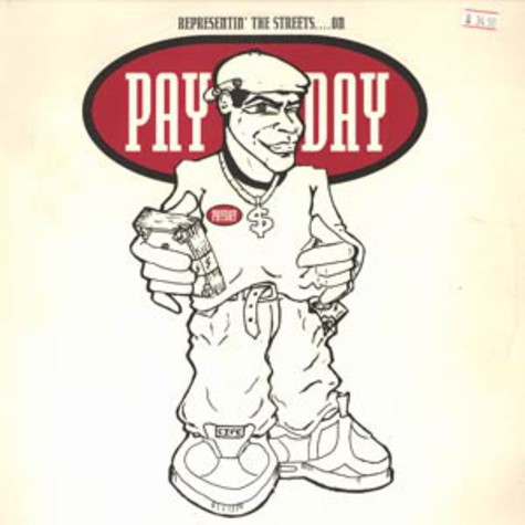 V.A. - Payday representin'the streets
