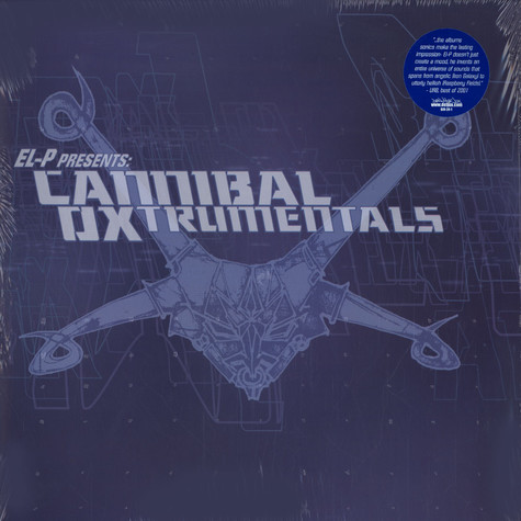 Cannibal Ox - Oxtrumentals