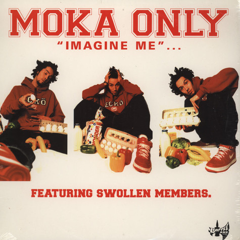 Moka Only - Imagine me feat. Swollen Members