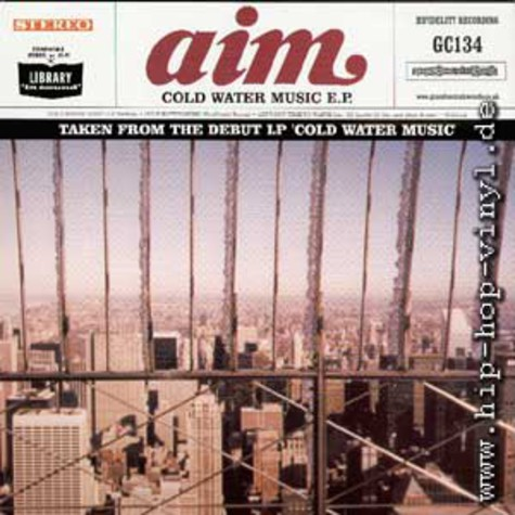 AIM - Cold water music EP
