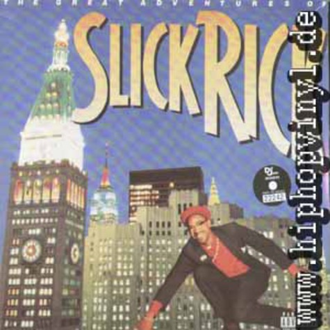Slick Rick - The great adventures of ...