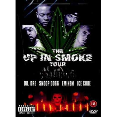 Dr.Dre - The up in smoke tour