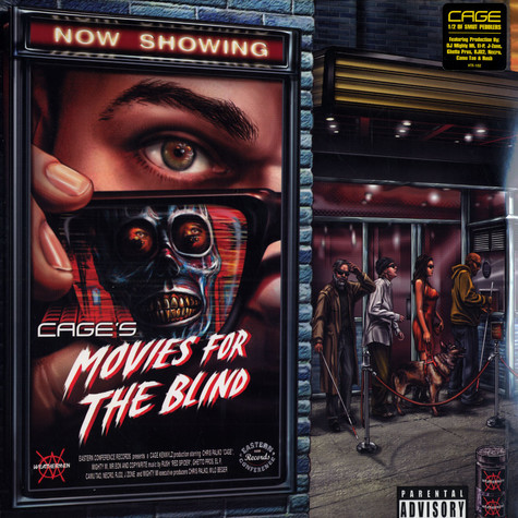 Cage - Movies for the blind