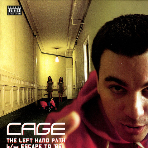 Cage - The left hand path