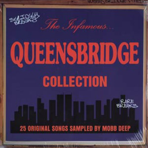 Mobb Deep - The infamous Queensbridge collection