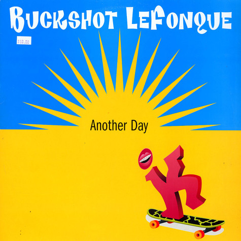 Buckshot Lefonque - Another day