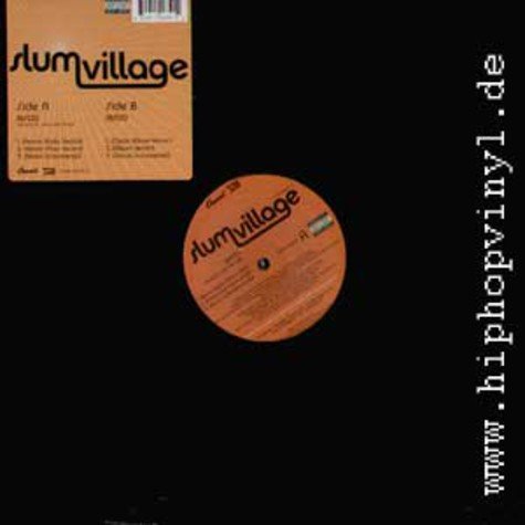 Slum Village - Disco