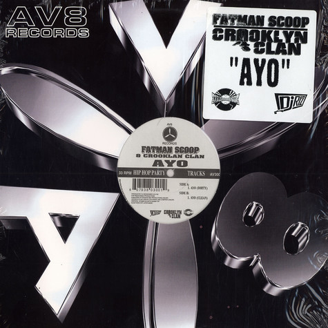 Fatman Scoop & Crooklyn Clan - Ayo