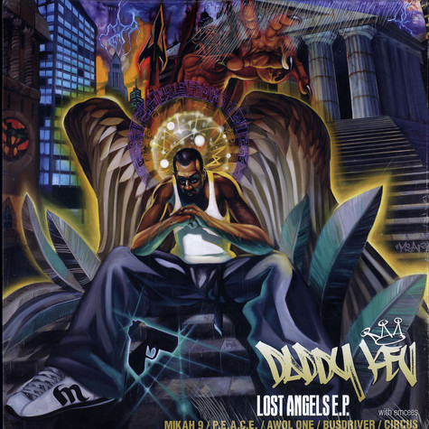 Daddy Kev - Lost Angels E.P.