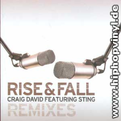 Craig David - Rise & fall remixes