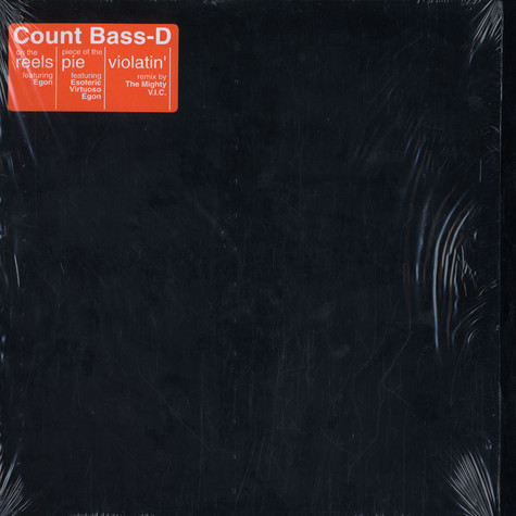 Count Bass D - On The Reels