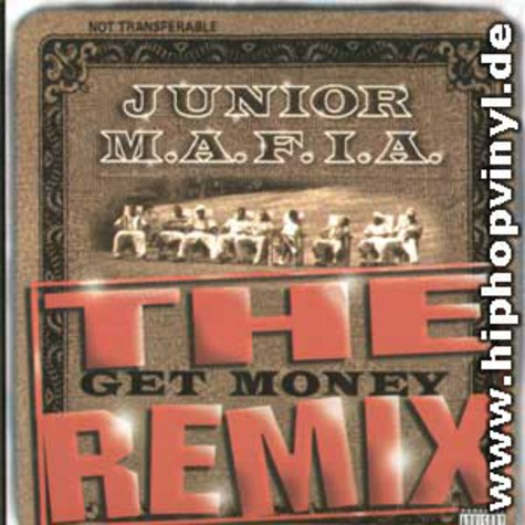 Junior Mafia - Get money the remix