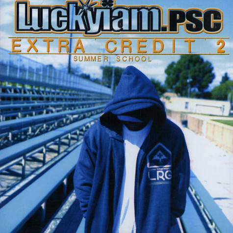 Luckyiam.PSC - Extra credit 2