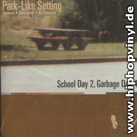 Park Like Setting - School day 2