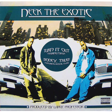 Neek the Exotic - Turn it out feat. Fortune
