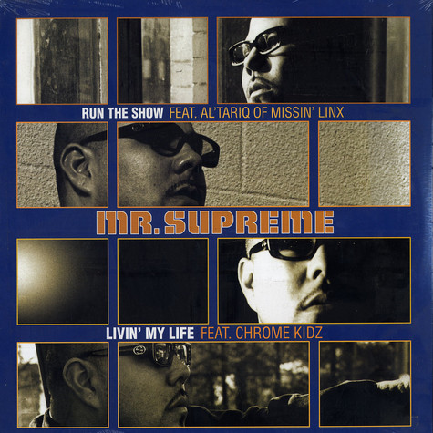 Mr. Supreme - Run the show feat. Al Tariq