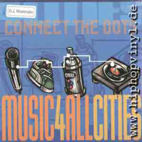 DJ Rhettmatic - Connecting the dots
