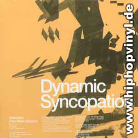 Dynamic Syncopation - Dedicated feat. Mass Influence