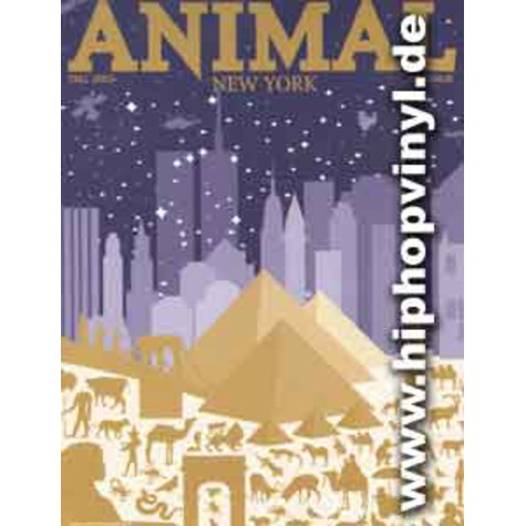 Animal New York - Fall 2003 Issue
