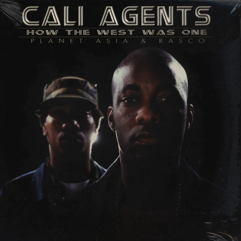 Cali Agents (Rasco & Planet Asia) - How The West Was One