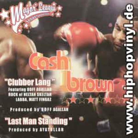 Cash Brown - Clubber lang