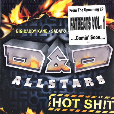 D&D All Stars - Hot shit