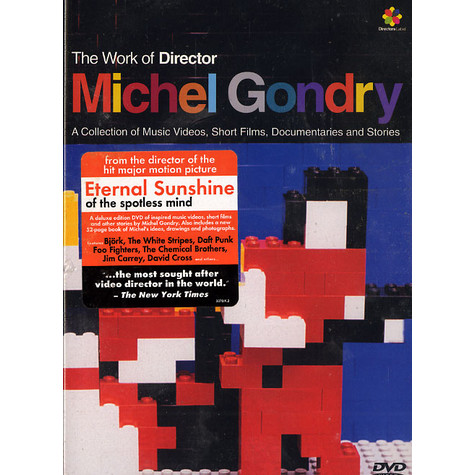 Michel Gondry - The work of director
