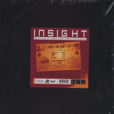Insight - That shit ain't hot