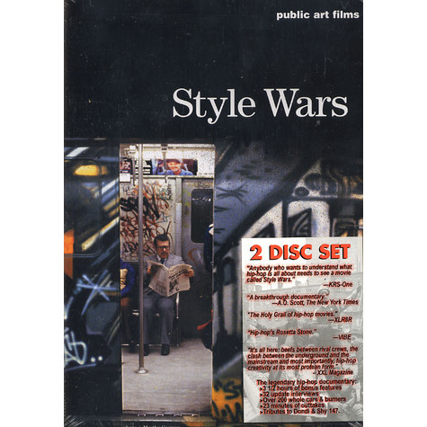 Style Wars - The movie