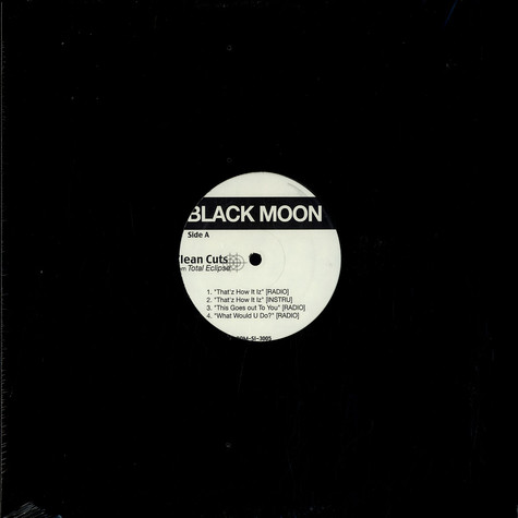 Black Moon - Clean cuts from Total Eclipse