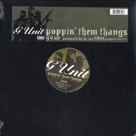 G-Unit - Poppin them thangs