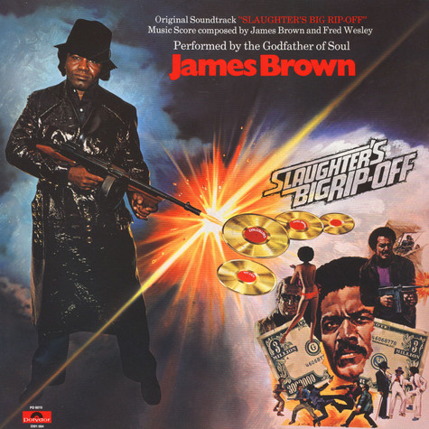 James Brown - OST Slaughters big rip off