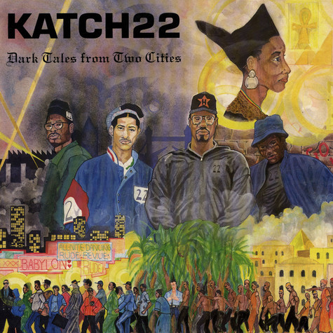 Katch 22 - Dark Tales From Two Cities