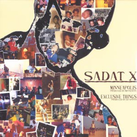 Sadat X - Minneapolis